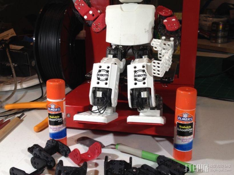 迷你DARWIN机器人 3D模型  图44