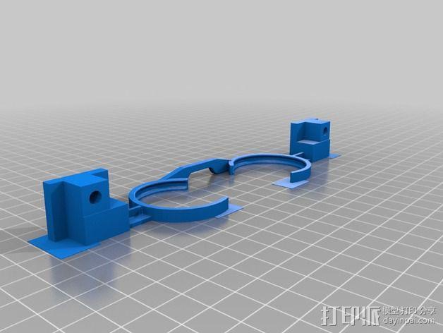 VR护目镜 3D模型  图3