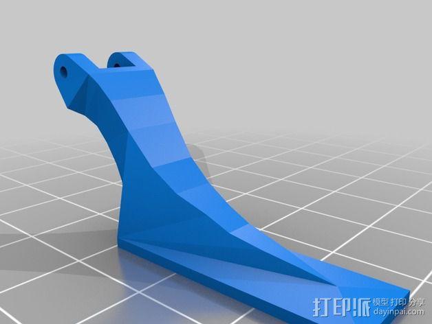 多合一夹持器 3D模型  图6