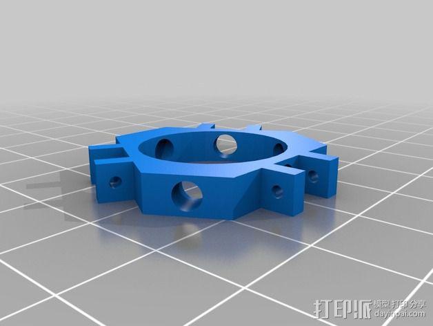 多合一夹持器 3D模型  图9