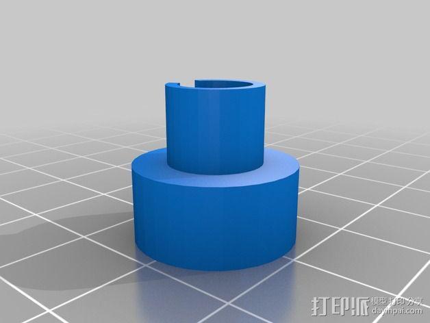 多合一夹持器 3D模型  图8