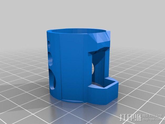 多合一夹持器 3D模型  图10