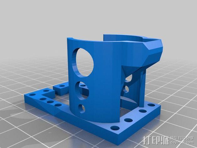 多合一夹持器 3D模型  图11