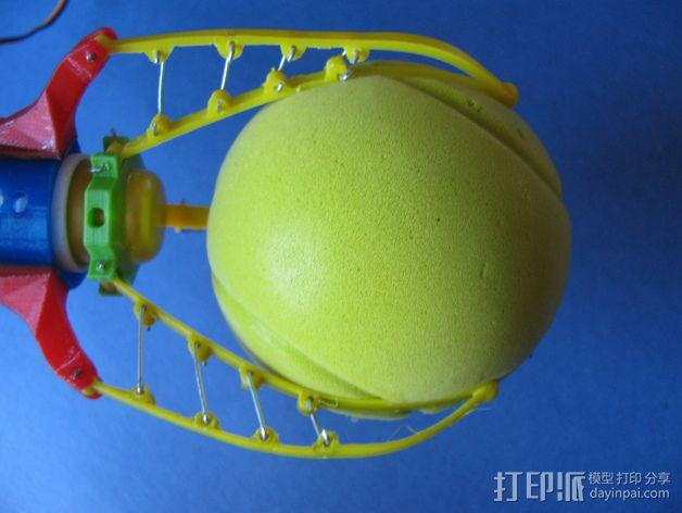 多合一夹持器 3D模型  图14