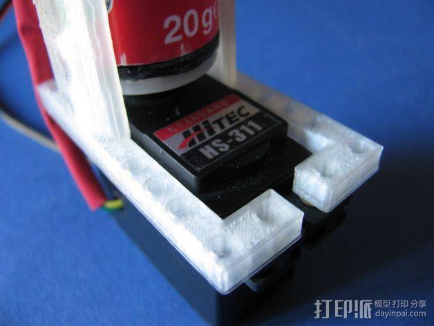 多合一夹持器 3D模型  图15
