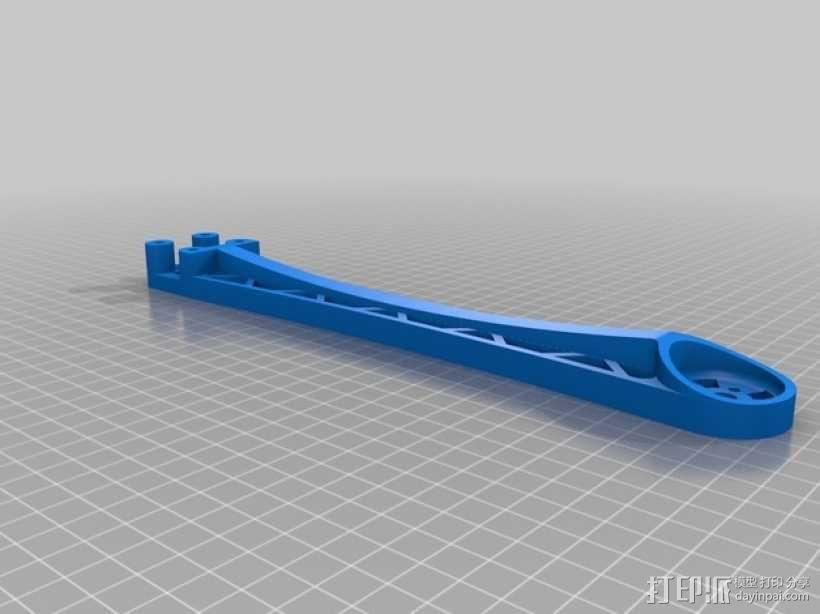 3D 打印四轴飞行器 3D模型  图3