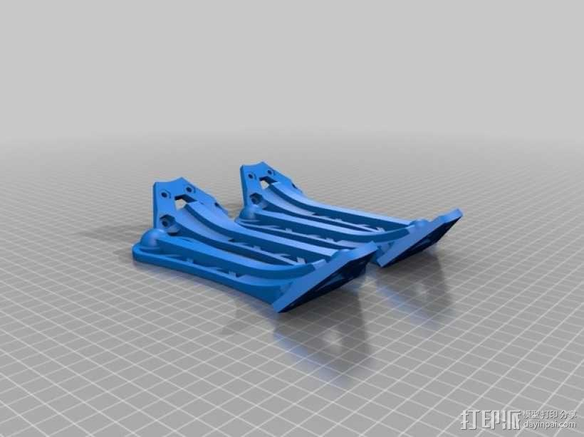 3D 打印四轴飞行器 3D模型  图15