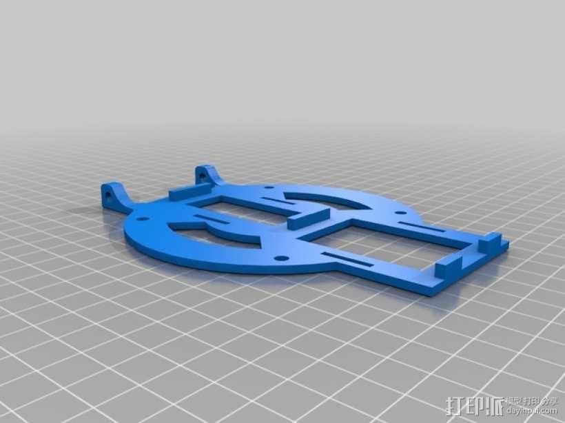 3D 打印四轴飞行器 3D模型  图16