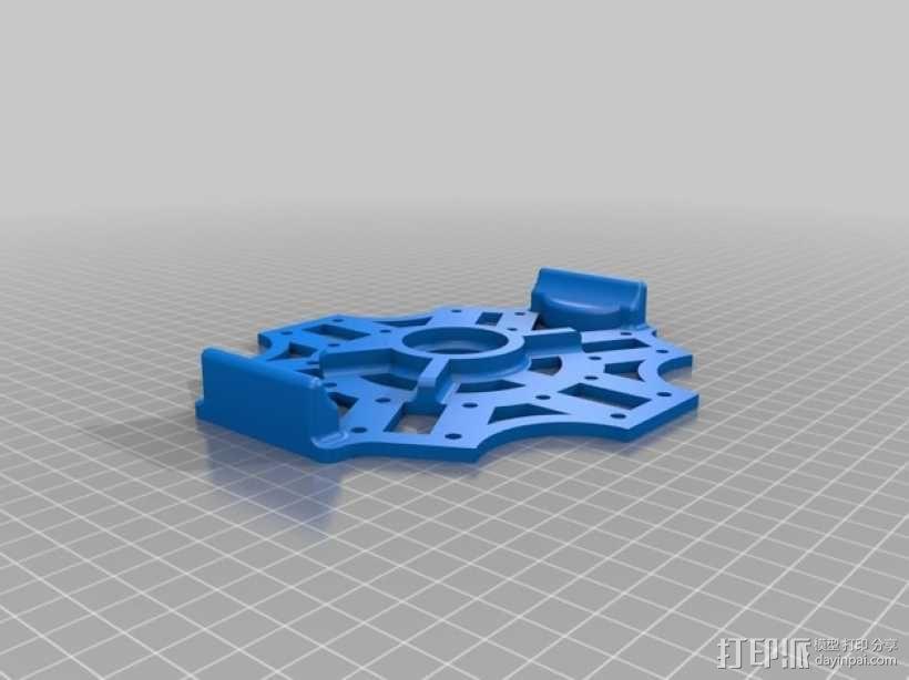 3D 打印四轴飞行器 3D模型  图18