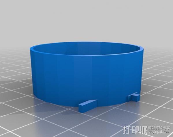 气垫船 3D模型  图9