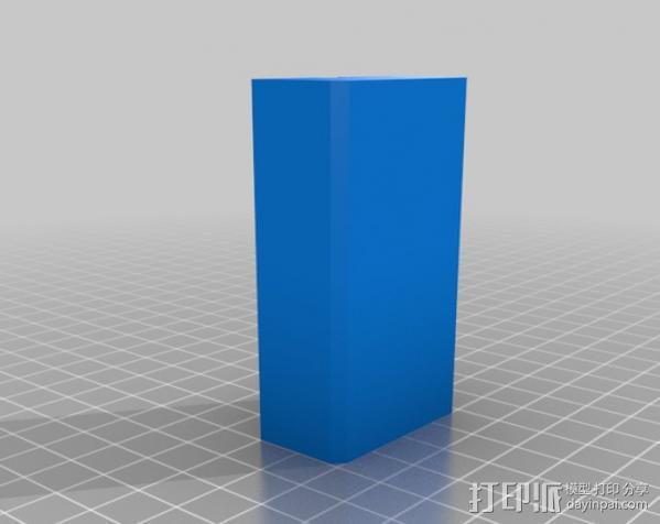 模型V8 马达 3D模型  图9