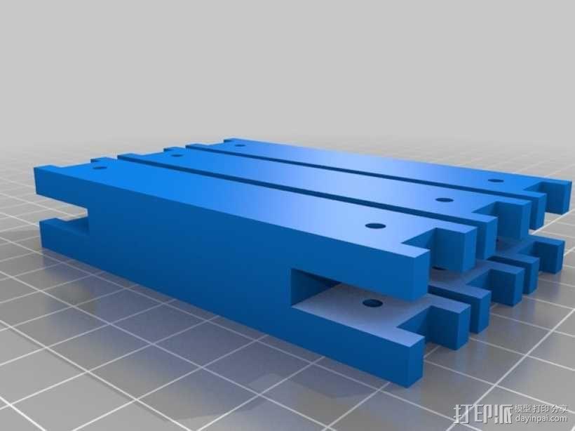 迷你无人机 3D模型  图5