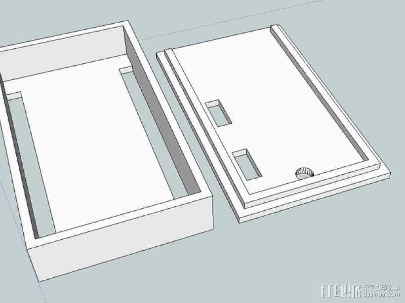 迷你盒 3D模型  图2