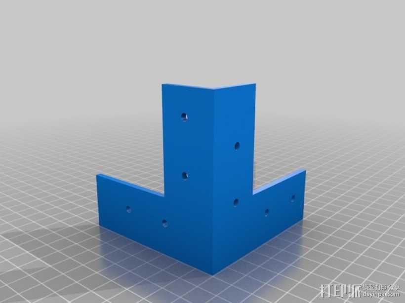 各种支架 3D模型  图1