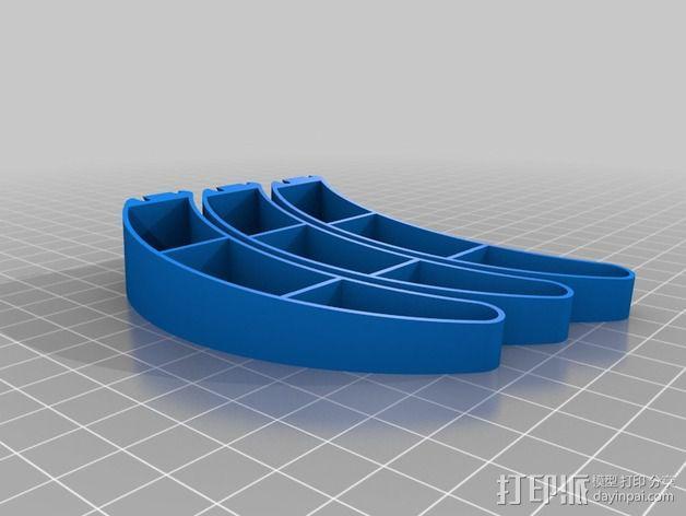 迷你六轴飞行器 3D模型  图9