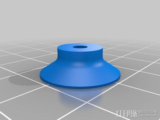 迷你六轴飞行器 3D模型  图10