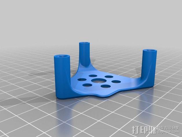 迷你六轴飞行器 3D模型  图11