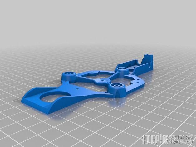 迷你六轴飞行器 3D模型  图13