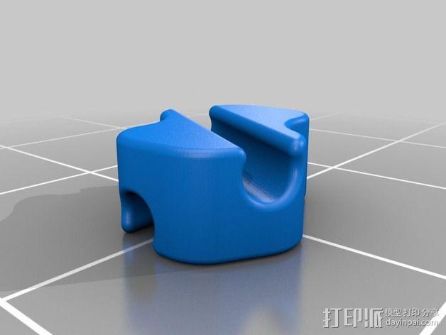 迷你六轴飞行器 3D模型  图15