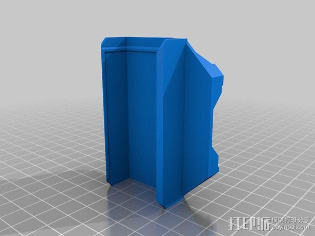 迷你六轴飞行器 3D模型  图14