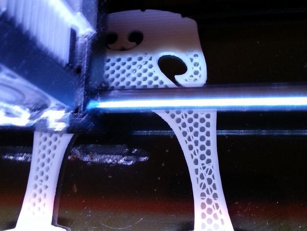 大提琴琴桥 3D模型  图9