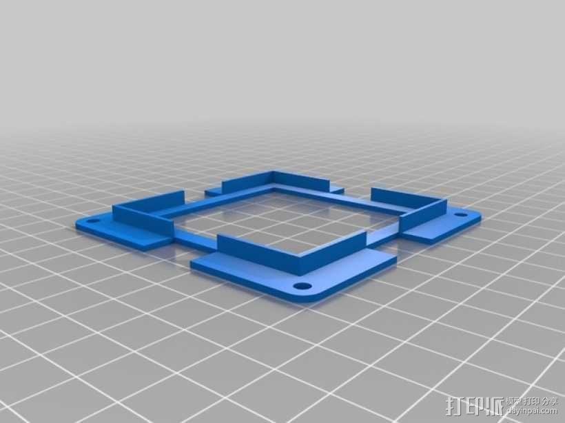 UNTZtrument控制器 3D模型  图8