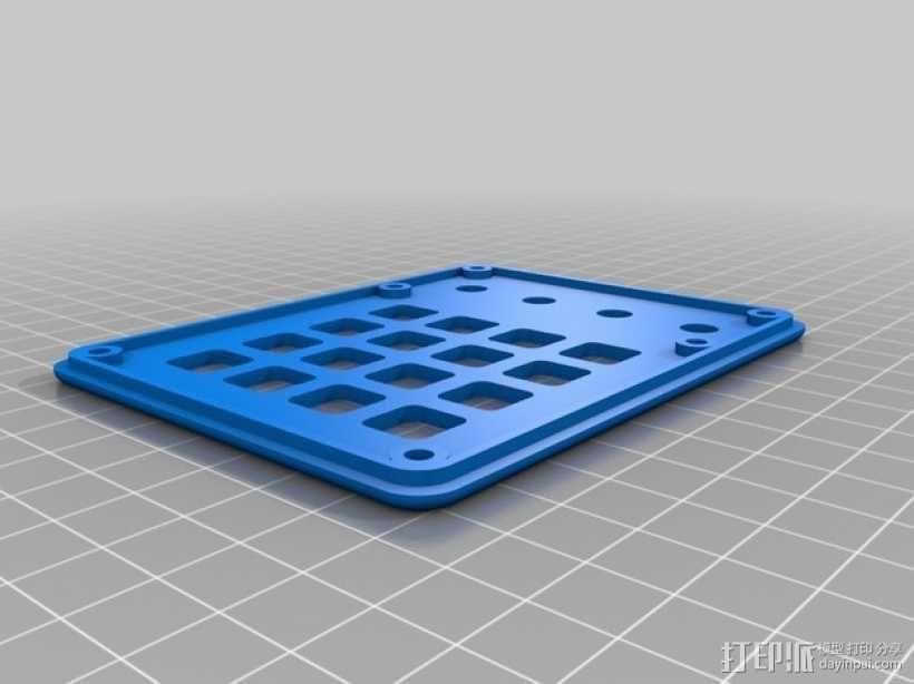 UNTZtrument控制器 3D模型  图9