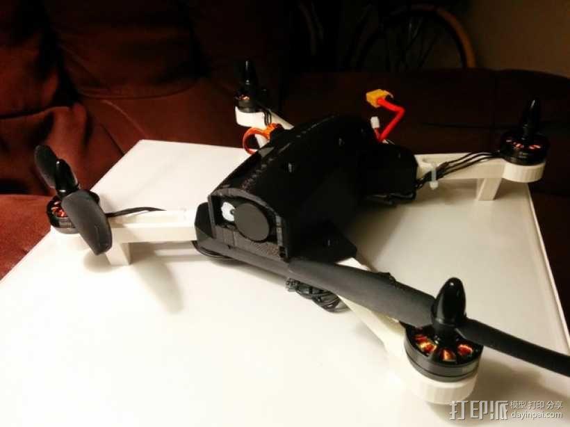 飞翔的火花 3D模型  图1