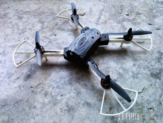 飞翔的火花 3D模型  图3