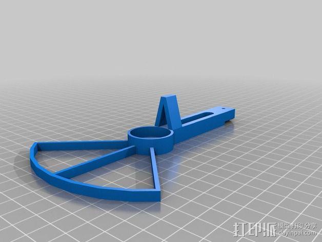 飞翔的火花 3D模型  图6