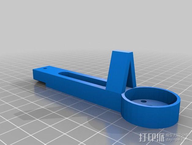 飞翔的火花 3D模型  图4