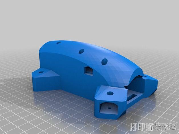 飞翔的火花 3D模型  图8