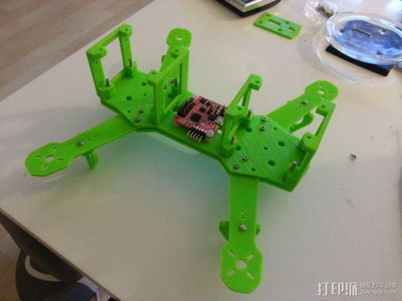 四轴飞行器 3D模型  图30