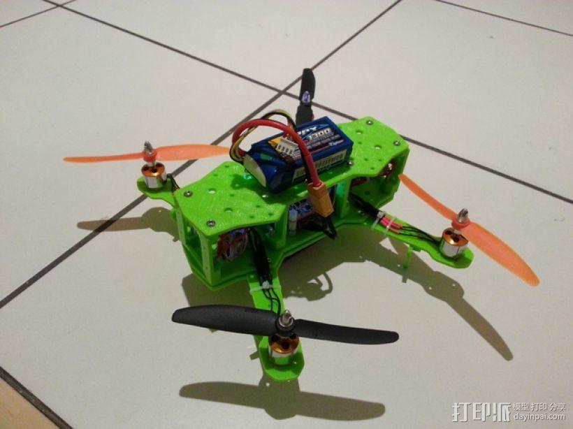 四轴飞行器 3D模型  图35