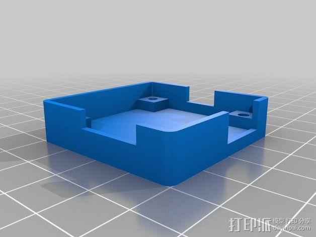 Naze32 Acro外壳 3D模型  图5