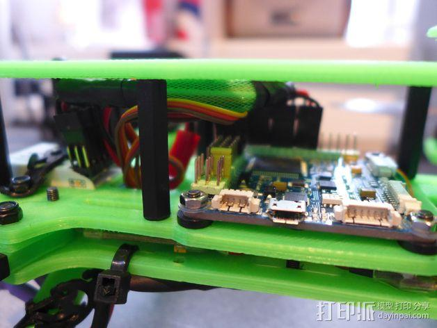 Hammer Mini H四轴飞行器 3D模型  图7