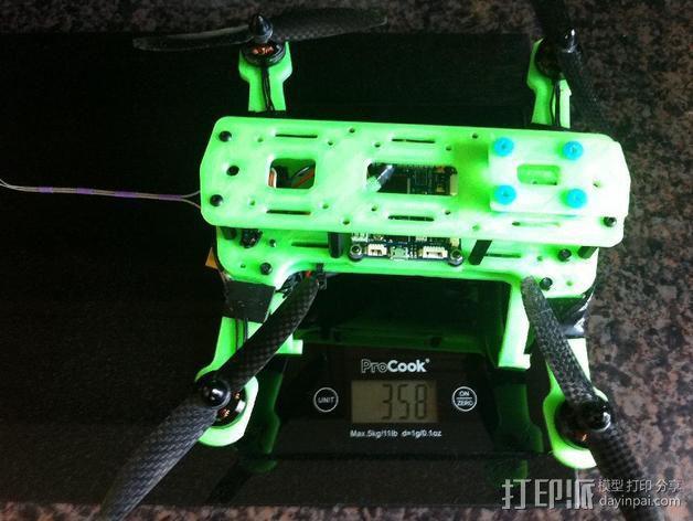 Hammer Mini H四轴飞行器 3D模型  图8
