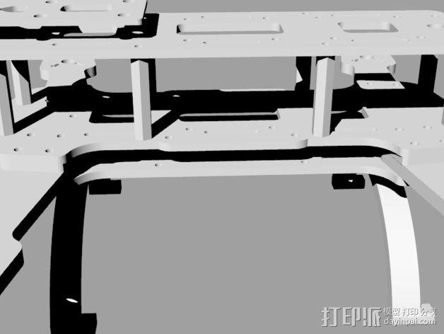 Hammer Mini H四轴飞行器 3D模型  图10