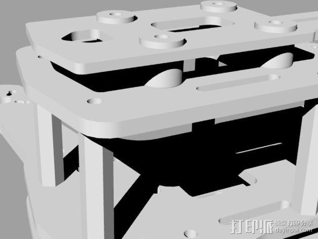 Hammer Mini H四轴飞行器 3D模型  图12