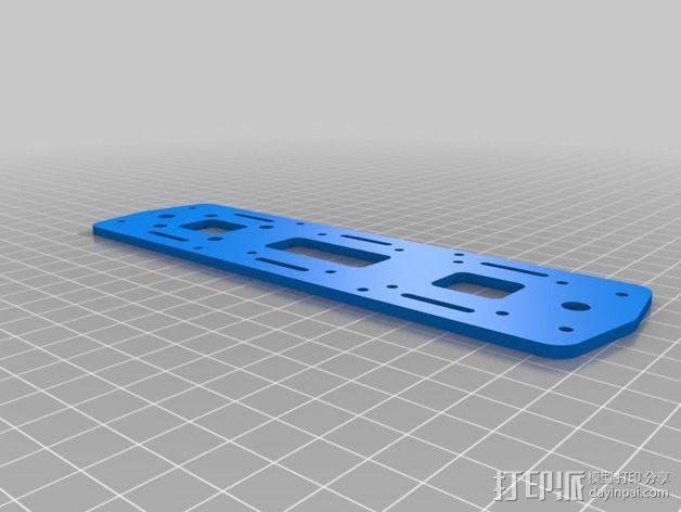 Hammer Mini H四轴飞行器 3D模型  图14