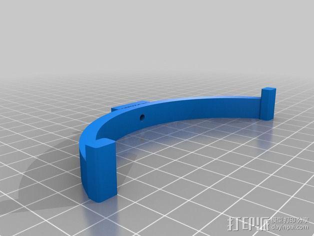 Hammer Mini H四轴飞行器 3D模型  图19
