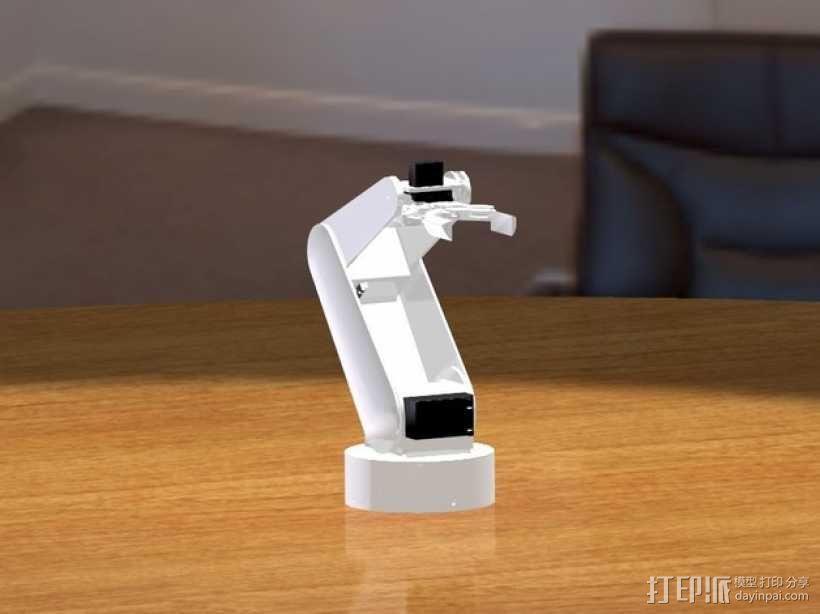 AURA机器手 3D模型  图8