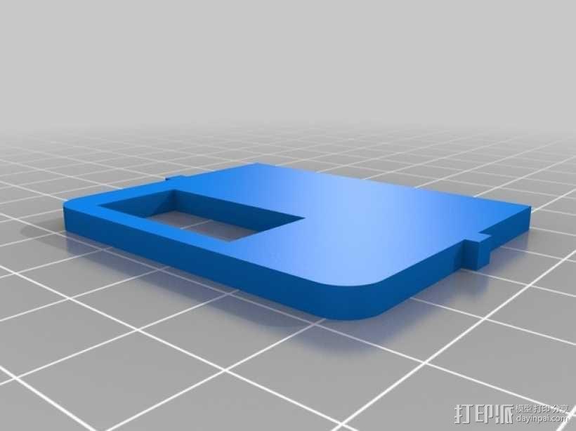 AURA机器手 3D模型  图23