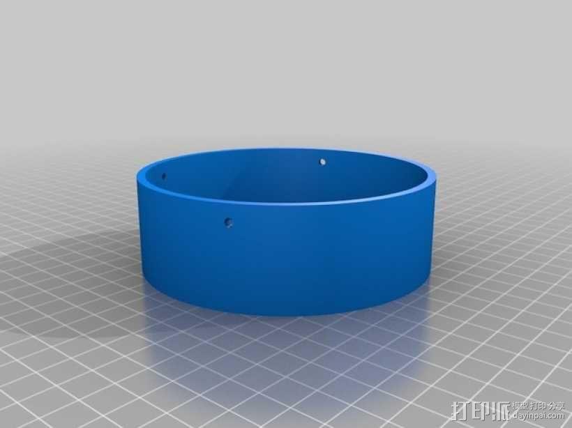 AURA机器手 3D模型  图27