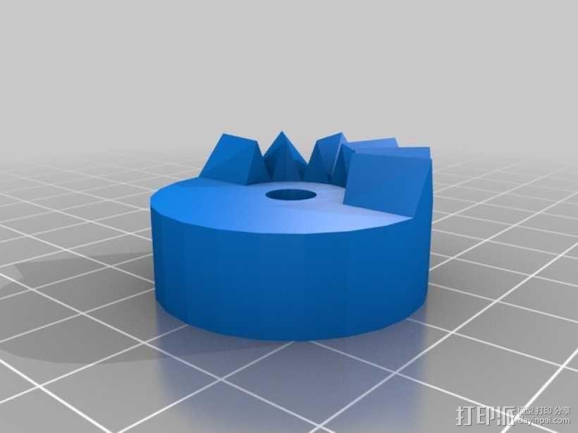 电磁发动机 3D模型  图16