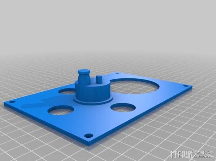 电磁发动机 3D模型  图17