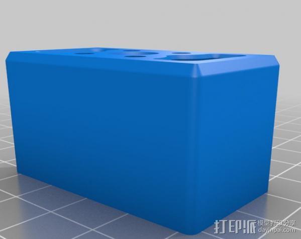 开放式无刷架 3D模型  图5