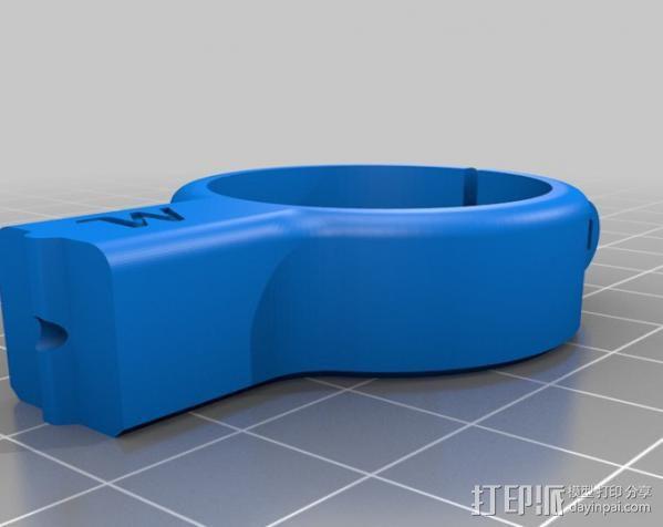 开放式无刷架 3D模型  图6