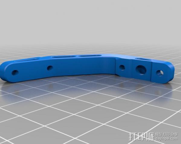 开放式无刷架 3D模型  图8
