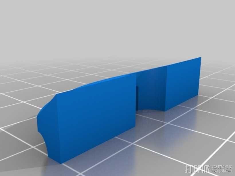 1:16电子小提琴  3D模型  图7